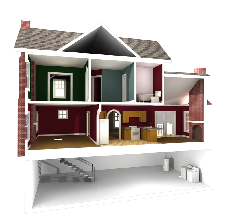 home inspection details image and pointers- gminspection