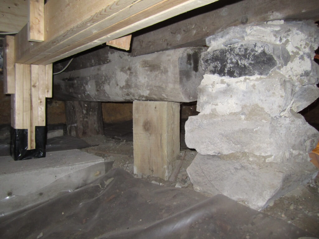 l 39 pouvantable vide sanitaire gm inspection. Black Bedroom Furniture Sets. Home Design Ideas
